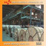 Z275 chaud/a laminé à froid chaud ondulé de matériau de construction de feuillard de toiture plongé bande en acier galvanisée/Galvalume