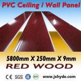 벽 건축재료에 사용되는 다른 디자인 PVC 박판 위원회