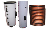 Tanque de armazenamento de água quente solar de alta pressão de aço inoxidável