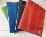 Архив свода рукоятки мраморный бумаги сплошного цвета качества