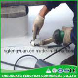 Waterdichte Membraan van het Bitumen van pvc het Zelfklevende voor Dekken