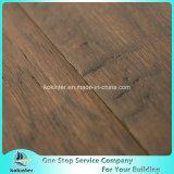 Kok 나무 바닥 설계된 히코리 지면 001