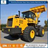 Carregador da roda do equipamento movente de terra Zl50g 5ton