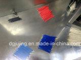 Автоматический переплетать провода кабеля и погружающий аппарат олова