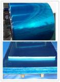 De Rol van het aluminium met Blauwe Met een laag bedekte Film