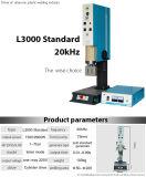 Thermoplastische Ultrasone Lasser van 1500W, 20k