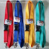 El cordón de cuello el cordón de promoción tarjeta habiente cordón