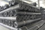 Verzerrung strickte Polyester-Geogrid verwendetes Gleis, Wasser-Erhaltung