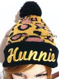 Изготовленный на заказ дешевая крышка Knit, смешанный сплетенный Beanie