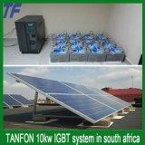 상한 디자인 태양 장비 시스템 1kw, 2kw, 아프리카 시장을%s 3kw