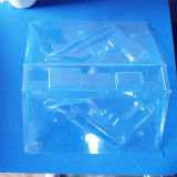 Коробка упаковки волдыря для коробки упаковки волдыря стойки коробки Clamshell воздушного пульверизатора