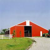 Almacén de la estructura de acero prefabricados para la aplicación agrícola (KXD-SSB126)