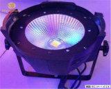 2016 Nueva COB 100W de luz PAR LED blanco cálido para la boda, la etapa, el partido