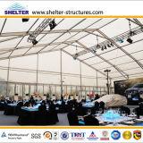 40X50m PVC Aluminum Structure Big Clear Span Cheap Event Tents 중국제