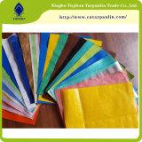 Anti-UV Tecidos de lona de PVC Tampa com revestimento de polietileno
