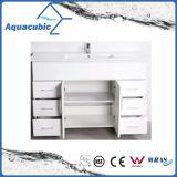 Australiano popular personaliza vaidade de banheiro branco altamente brilhante (AC8120)