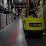 Chariot élévateur à fourche de Lumière de sécurité à LED rouge W/ Modèle de la poutre de ligne horizontale