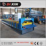 강철 유형 골함석 루핑 기계가 Dixin에 의하여 직류 전기를 통했다