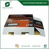 Fabrik-preiswerter Preis fertigen LED gewellten Kasten kundenspezifisch an