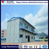 Préfabriqué modulaire moderne de l'exportation de minuscules maisons préfabriquées
