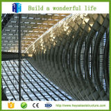 プレハブの高層鉄骨構造のモジュラー倉庫の建物