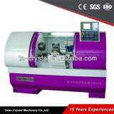 Barato preço torno mecânico CNC (CK6150A)