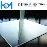 Hoja de endurecido templado claro vidrio fotovoltaico solar