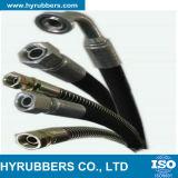L'OIN chaude de vente huilent le boyau hydraulique bon marché résistant