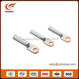 Dlt для медных и алюминиевых биметаллическую пластину клеммный разъем кабеля защелки