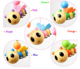 Bee Shape를 가진 Kids Baby Toy를 위한 전기 Bed Toys