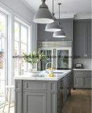 2016 Welbom modulaire en bois massif Hight armoire de cuisine de qualité
