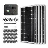панель солнечных батарей 150W для солнечной домашней системы