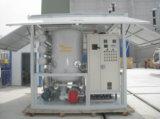Máquina de purificação do óleo do transformador on-line