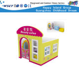 Grande maison de poupée en plastique pour enfants (HC-2901)