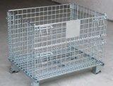 Malha de Arame para serviço pesado compartimento de armazenagem no depósito
