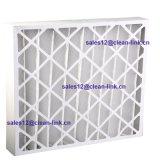 El bastidor de papel plegable de malla del filtro plisado Net