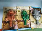 20cm balão Design Misto Animal Bola Puffer insufláveis