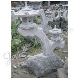 Japanische Garten-Stein-Laterne (GL-008)