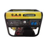5kw de potencia eléctrica de gasolina generador con CE, ISO9001 (6500)
