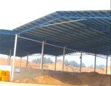 簡単な鉄骨構造の倉庫は取除いた(KXD-SSW134)
