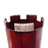 Morceaux de foret concrets concrets de trépan à diamants de morceau de foret de faisceau de diamant