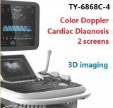Échographie-Doppler Machine de Caridac Color avec 4 Transducer Connectors