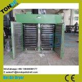 Máquina de secagem de ervas de chá de circulação de bandeja de aço inoxidável
