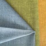 新しい印刷の布PVC革、PVC革