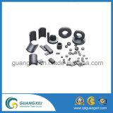 Ferrita de cerámica permanente Magnet-6X4X1 para el imán industrial