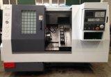 máquina de torno CNC con el sistema de control de GSK T988C400K Tipo de pista)