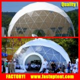Big Aluminium Frame PVC Round Circle Dome Multi Side Tent for Wedding Events Party