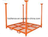 Lager-bewegliche Hochleistungspfosten-Ladeplatte