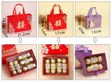 Cuadro de azúcar en los productos de la boda creativa, portátil Tipo Cajón caja de regalo dulces