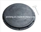 Lockの盗難防止D400 SMC Manhole Cover EN124